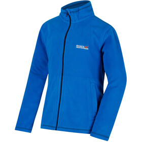 Regatta King II Fleece Jacket Kids Skydiver Blue